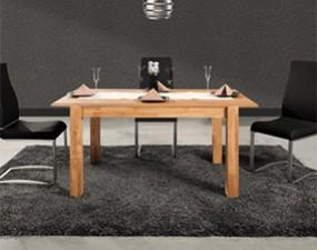 Table with extendable top SETI