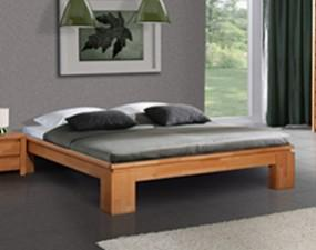 High bed frame VINCI