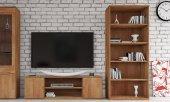 Wide bookcase VENTO