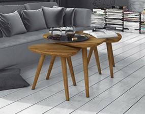 Coffee table set MIKI