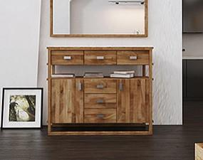Wide chest of drawers MINIMAL