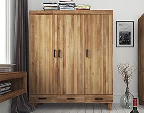 Wardrobe BINGO 3-doors