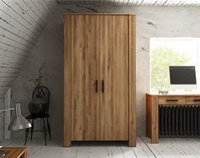 Wardrobe CUBIC 2-doors
