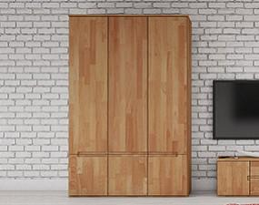 Wardrobe VENTO 3 - doors