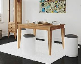Table with extendable top ODYS