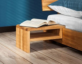 Bedside cabinet MOLA 2w1