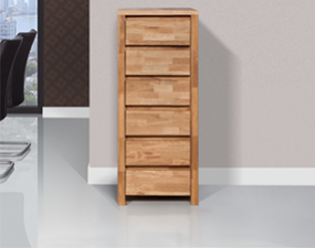 High chest of drawers VINCI