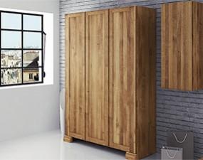 Wardrobe SETI 3-doors
