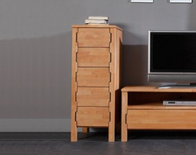 High chest of drawers KOLI