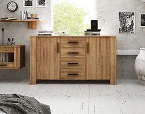 Chest of drawers CUBIC