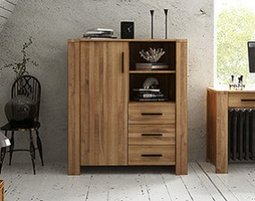 Chests of drawers and cabinets Dining room furniture Dining