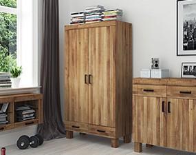 Wardrobe BINGO 2-doors