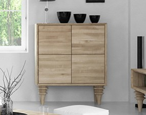 High chest of drawers PARIS