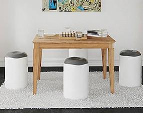 Non - folding table ODYS