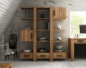 Bookcase CUBIC