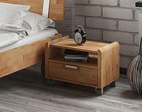 Bedside cabinet HEAVY METAL