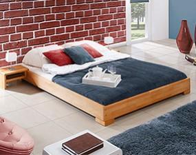 Bed frame MOLA