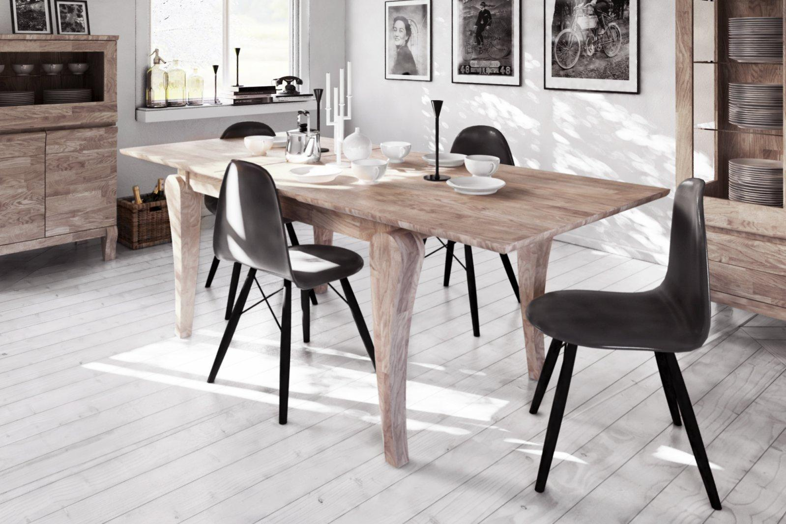 Table with extendable top BONA