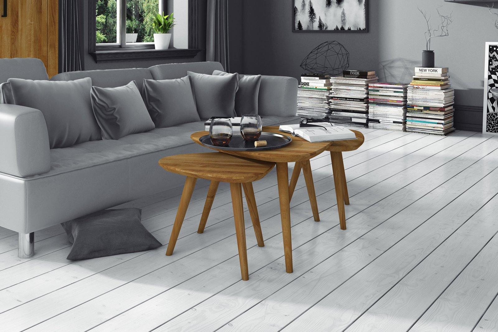 Coffee table set MIKI