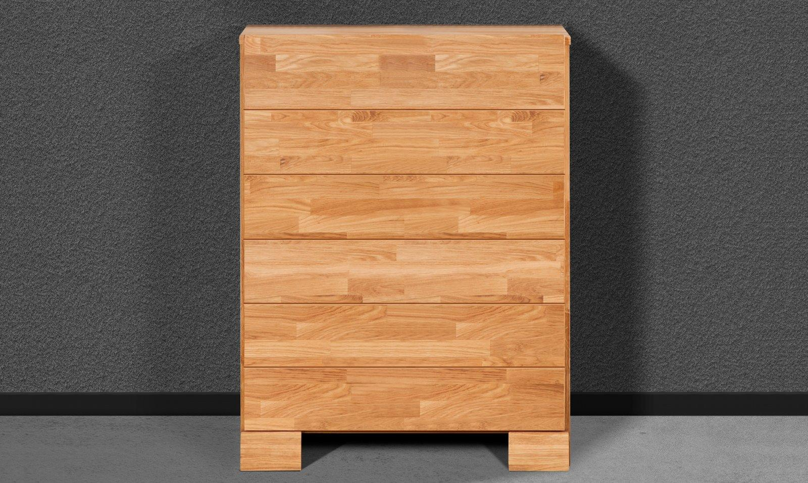 High chest of drawers SETI