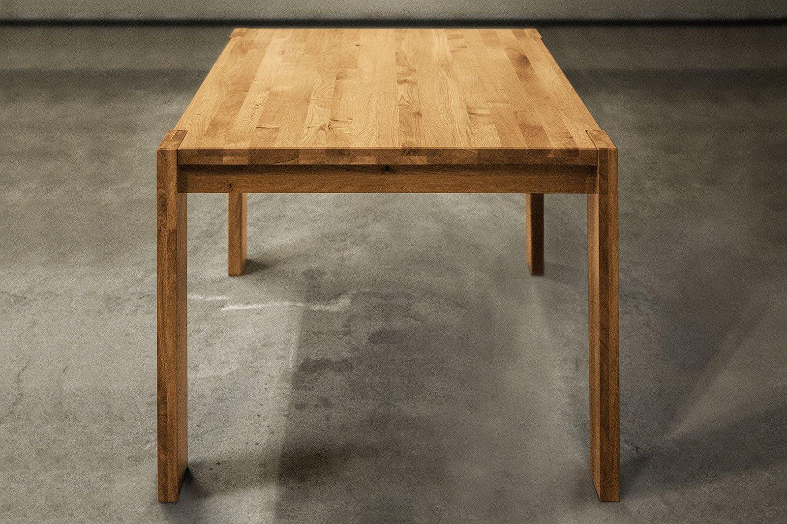 Non - folding table JAMES