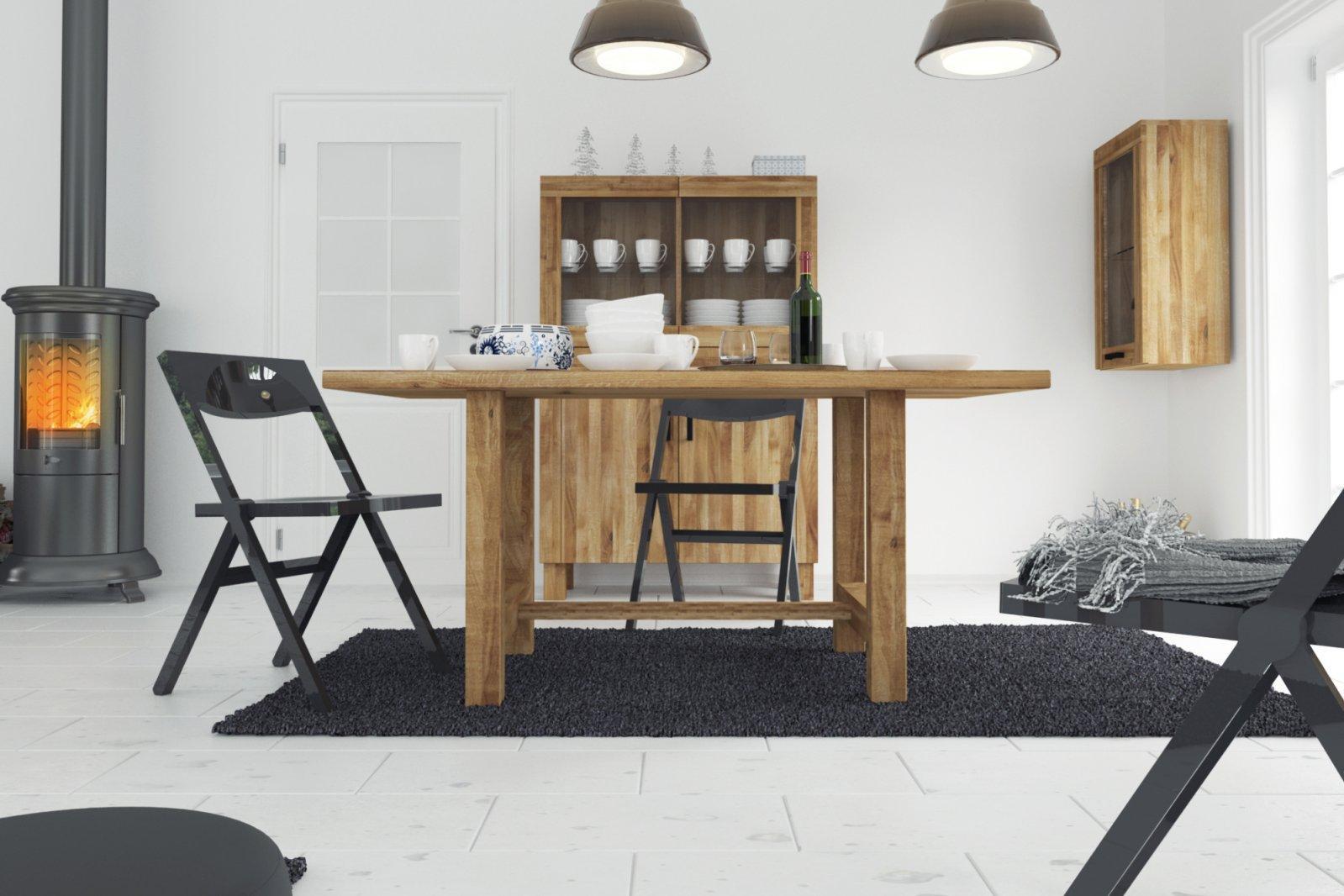 Non - folding table BINGO
