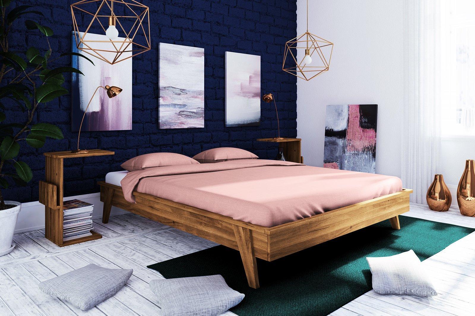 Bed frame RETRO