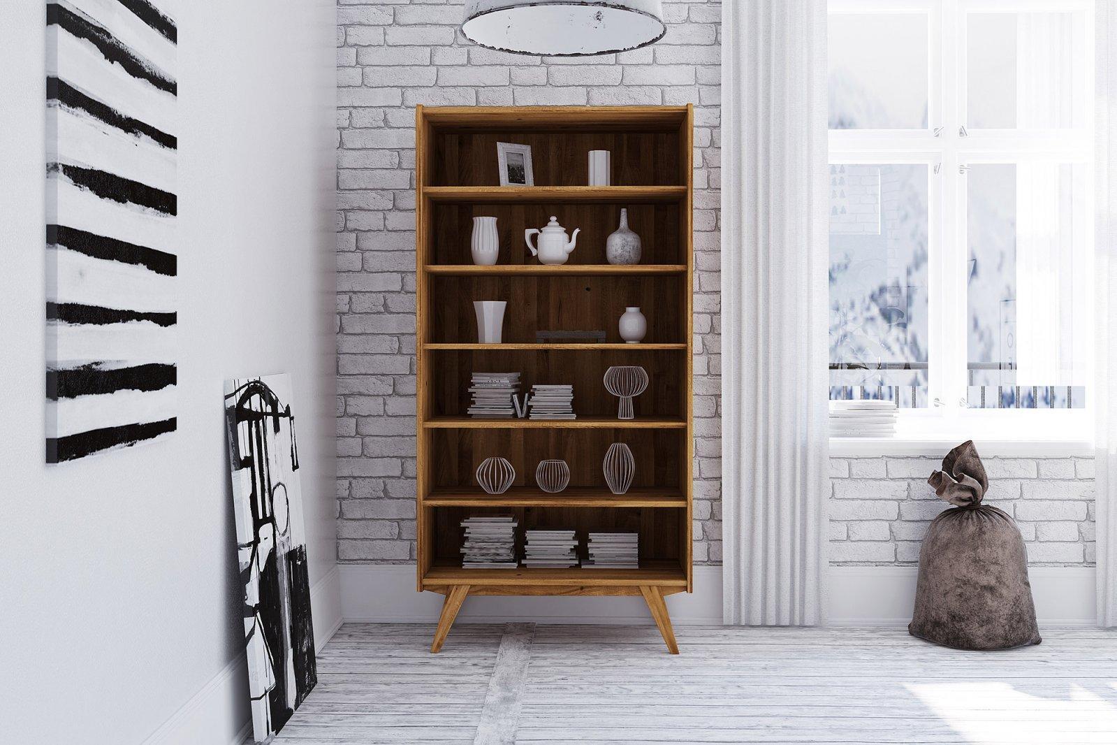 Bookcase RETRO