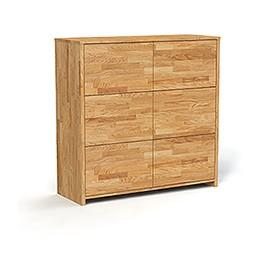 High chest of drawers JAMES