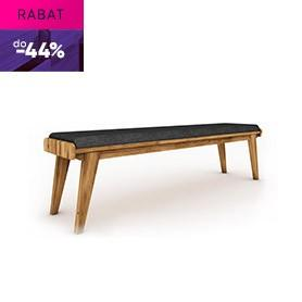 Upholstered bench for bed RETRO