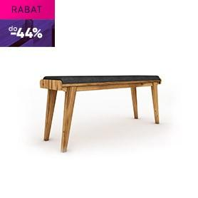 Upholstered bench for table RETRO