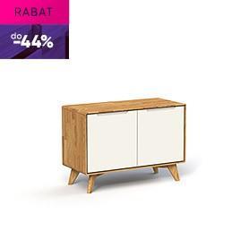 2-door chest of drawers Bianco