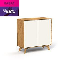 Chest of drawers high BIANCO