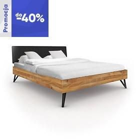 GOLO 1 Bed with upholstered headboard