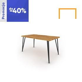 Table with a natural top GOLO
