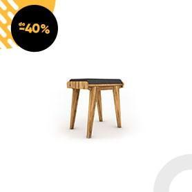 Upholstered stool RETRO