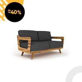Three-seater sofa RETRO