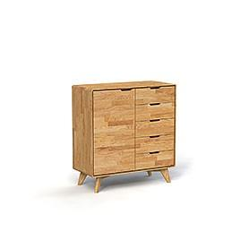High chest of drawers GREG