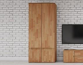 Wardrobe VENTO 2-doors