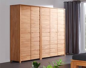 Wardrobe VINCI 2-doors
