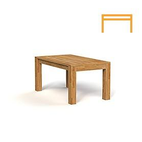 Non - folding table CUBIC