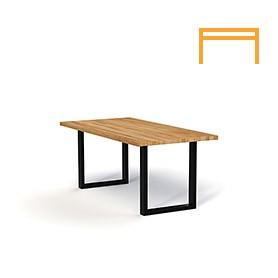 Non-folding table MERCURY