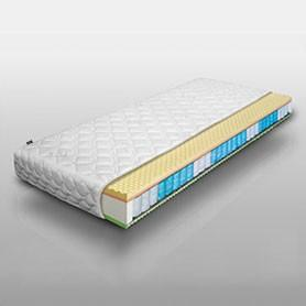 Pocket mattress ACTIVE