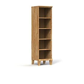 Narrow bookcase BONA