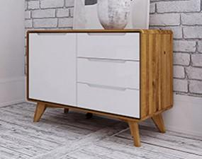 Chest of drawers BIANCO