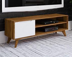TV stand 134 BIANCO