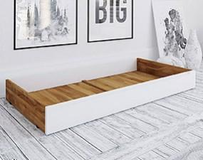 Drawer under bed BIANCO